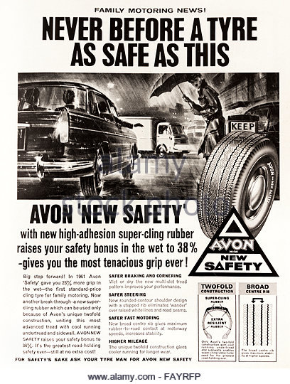 Never before a tyre as safe as this